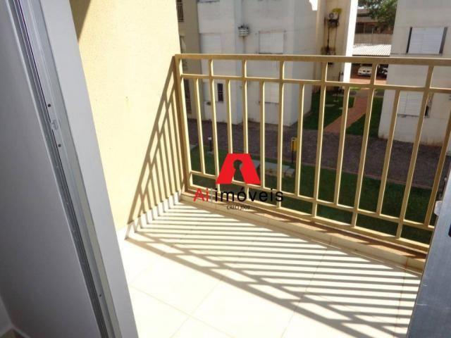 Apartamento com 2 dormitórios sendo 1 suíte, à venda, 67,20 m² por r$ 270.000 - conjunto m - Foto 11