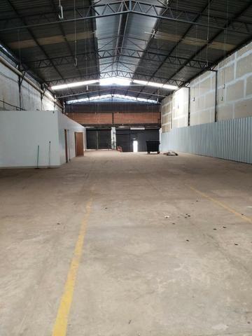 Alugo Galpão com área total de 1.200,00 m2, St. Vila Rosa na Av. Rio Verde - Foto 19