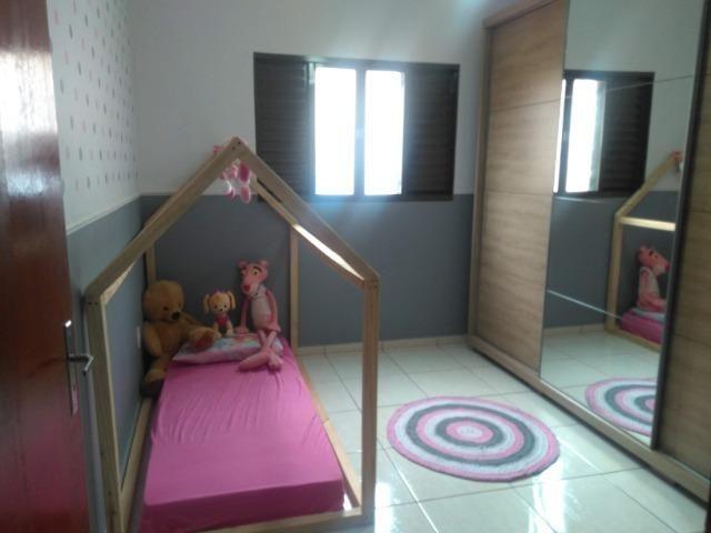 Linda Casa em Serrana/SP - 3 dormitórios, sendo 01 com Suíte - Foto 13