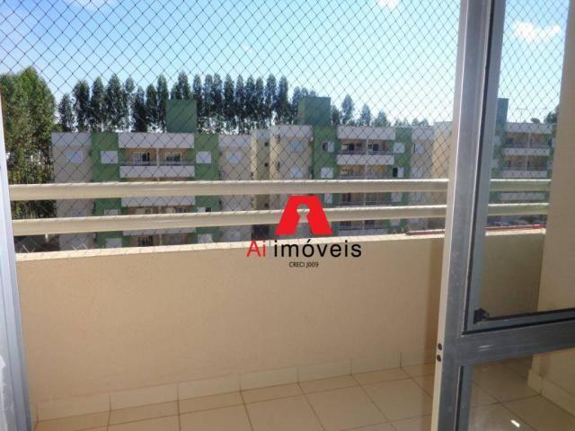 Apartamento com 2 dormitórios à venda ou locação, 71 m² por r$ 280.000 - portal da amazôni - Foto 18