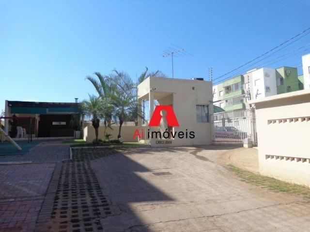 Apartamento com 2 dormitórios à venda ou locação, 71 m² por r$ 280.000 - portal da amazôni - Foto 2