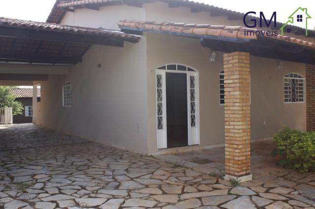 Casa a venda / condomínio residencial vivendas alvorada ii / 3 quartos / suíte / churrasqu - Foto 2