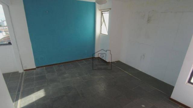 Apartamento com 2 dormitórios à venda, 130 m² por R$ 200.000 - Nova Descoberta - Natal/RNL - Foto 18
