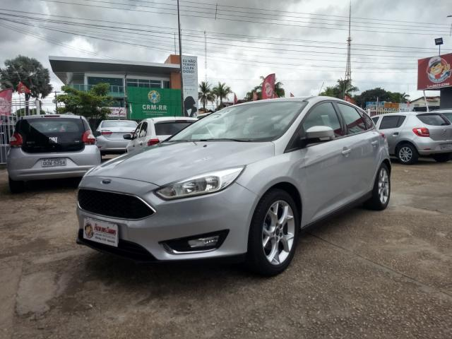 FORD FOCUS 2015/2016 1.6 SE 16V FLEX 4P MANUAL