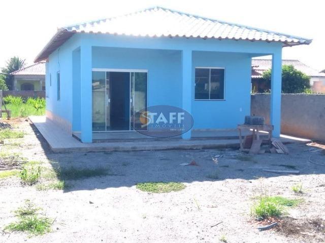 OLV-Casa com 2 dormitórios à venda, 90 m² por R$ 140.000 - Unamar - Cabo Frio/RJ CA1013 - Foto 15