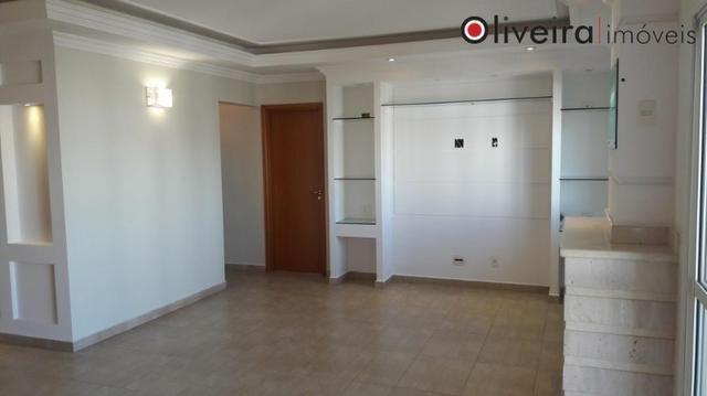 Apartamento em alphavile,parque tambore 139m. 3 suítes 2 vg 3.300 cond 1.320 iptu 320 - Foto 2
