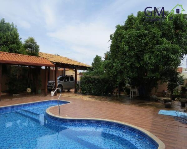 Casa a venda condomínio rk 3 quartos / grande colorado, sobradinho df, churrasqueira, próx - Foto 7