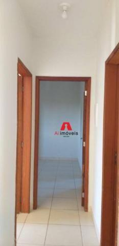 Apartamento com 2 dormitórios à venda ou locação, 71 m² por r$ 280.000 - portal da amazôni - Foto 8
