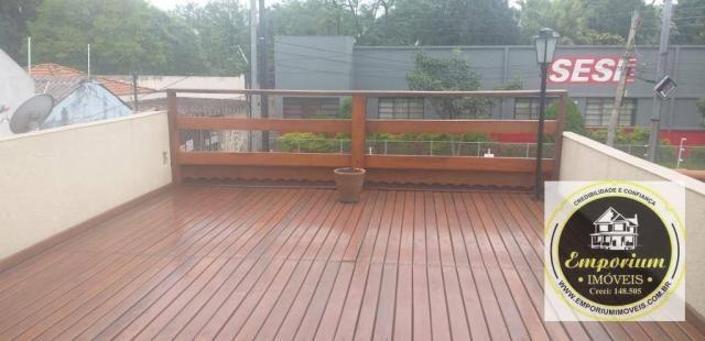 Casa com 2 dormitórios à venda, 250 m² por r$ 450.000 - vila adelaide perella - guarulhos/ - Foto 3