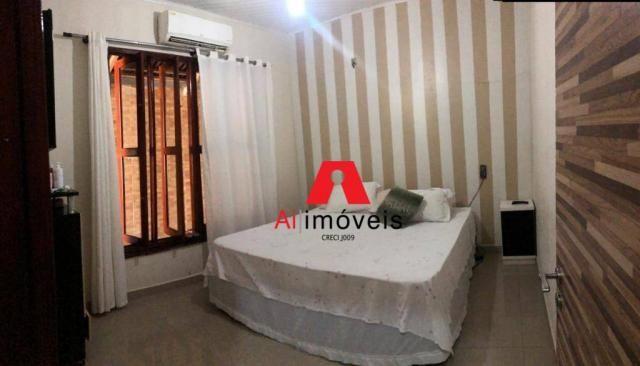 Casa a venda no conjunto tucumã. 04 dormitórios sendo 01 suíte. 222,m². - Foto 11