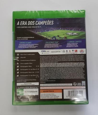 Fifa 19 Xbox Box One novo e lacrado - Foto 2