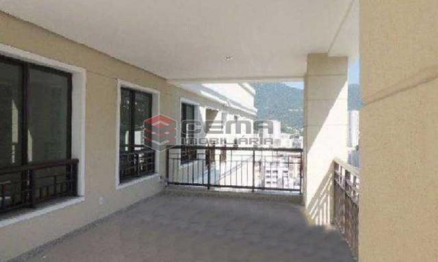Apartamento à venda com 4 dormitórios em Laranjeiras, Rio de janeiro cod:LACO40122