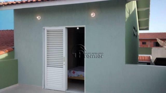 Sobrado com 2 dormitórios à venda, 150 m² por R$ 330.000 - Jardim São Francisco - Indaiatu - Foto 13