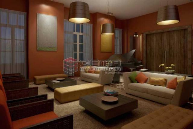 Apartamento à venda com 4 dormitórios em Laranjeiras, Rio de janeiro cod:LACO40122 - Foto 17
