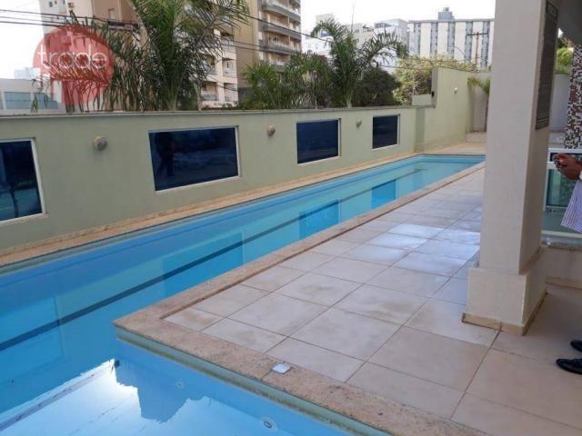 Apartamento com 2 dormitórios para alugar, 79 m² por r$ 1.300/mês - nova aliança - ribeirã