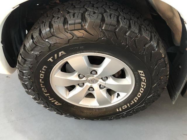 Hilux 3.0 srv top de linha (pneus BF novos) - Foto 8