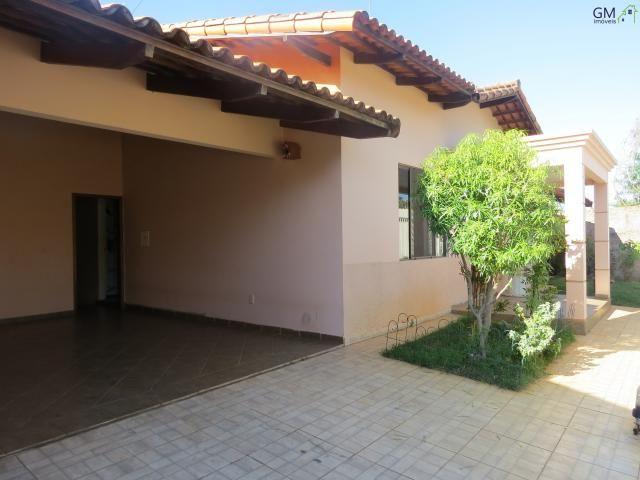 Casa a venda / Condomínio Vivendas Campestre / 03 Quartos / Churrasqueira / Casa de apoio  - Foto 2
