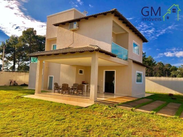 Casa a venda / condomínio alto da boa vista / 03 quartos / varanda / suítes / sobradinho - Foto 4