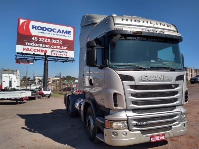Scania R440 6x2 Highline - Foto 7