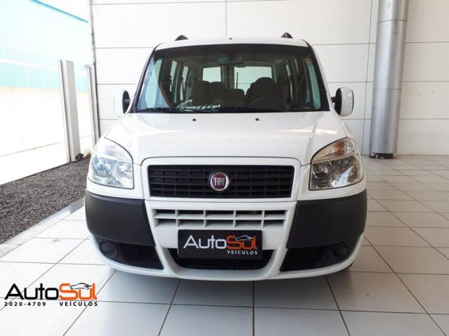 FIAT DOBLÒ 2015/2015 1.8 MPI ESSENCE 16V FLEX 4P MANUAL