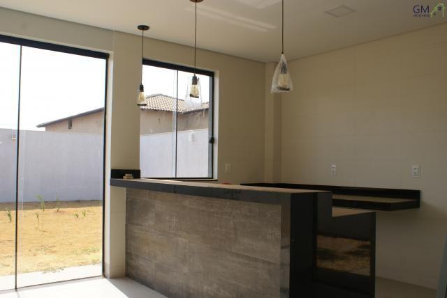 Casa a venda / condomínio alto da boa vista / 3 suítes / espaço gourmet / sobradinho - df - Foto 6