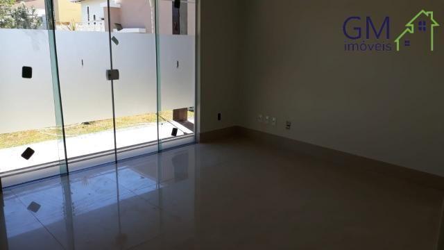 Casa a venda / condomínio jardim europa ii / 03 quartos / churrasqueira / garagem / aceita - Foto 11
