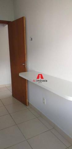 Apartamento com 2 dormitórios à venda ou locação, 71 m² por r$ 280.000 - portal da amazôni - Foto 6