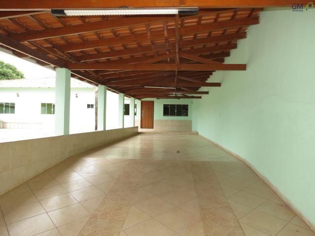 Casa a venda no condomínio morada da serra / 03 quartos / setor de mansões / churrasqueira - Foto 3