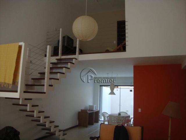 Sobrado com 2 dormitórios à venda, 112 m² por R$ 530.000,00 - Portal das Acácias - Indaiat