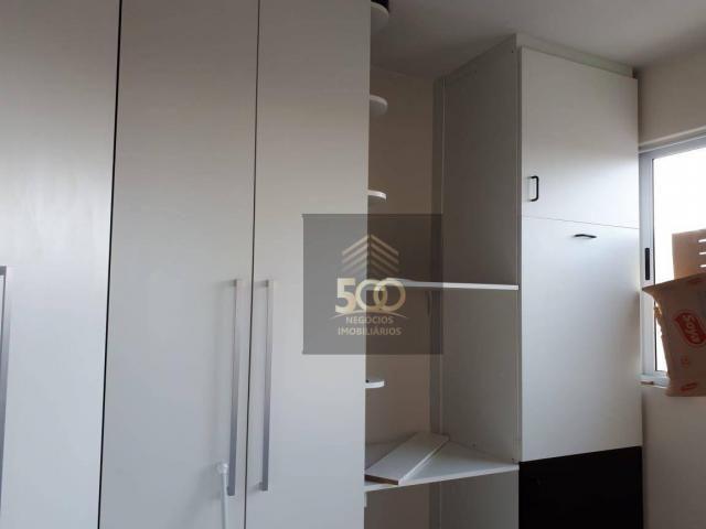 Ap0610 - apartamento com 3 dormitórios à venda, 84 m² por r$ 380.000 - nossa senhora do ro - Foto 16
