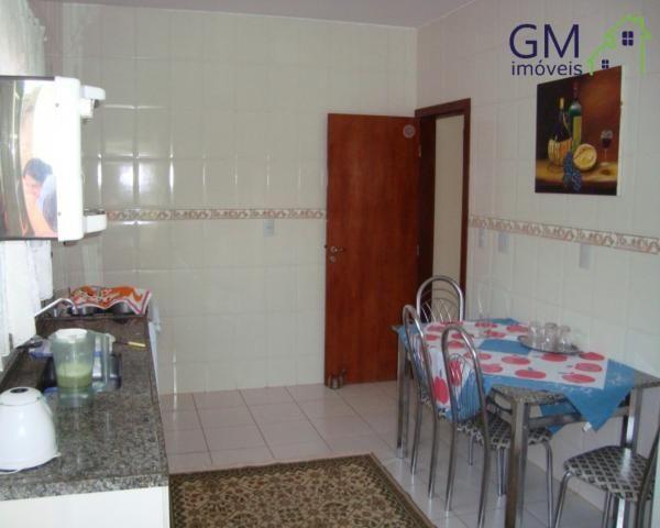Casa a venda / condomínio fraternidade / 04 quartos / hidromassagem / setor habitacional c - Foto 12