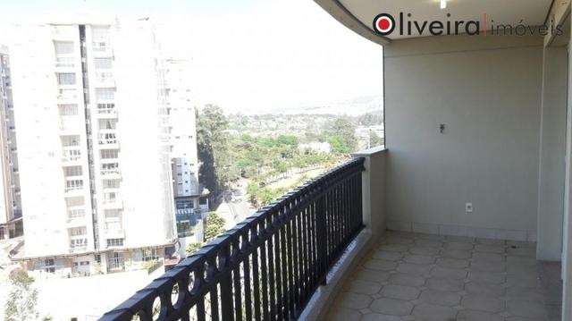 Apartamento em alphavile,parque tambore 139m. 3 suítes 2 vg 3.300 cond 1.320 iptu 320 - Foto 4