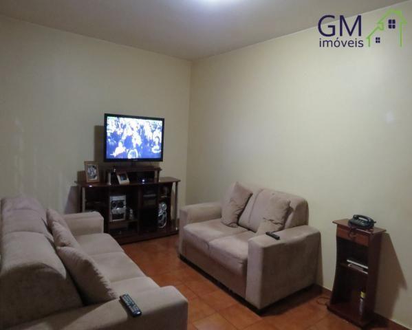Casa a venda na quadra 04 / 3 quartos / sobradinho df / excelente localização / sobradinho - Foto 3