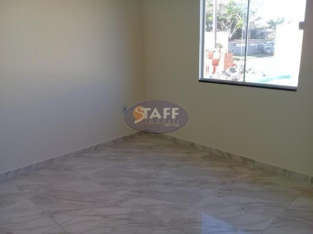OLV-Casa com 2 dormitórios à venda, 55 m² por R$ 85.000 - Unamar - Cabo Frio/RJ CA0956 - Foto 4