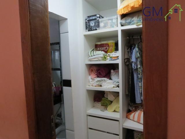 Casa a venda quadra 08 / 03 quartos / sobradinho df / churrasqueira - Foto 8