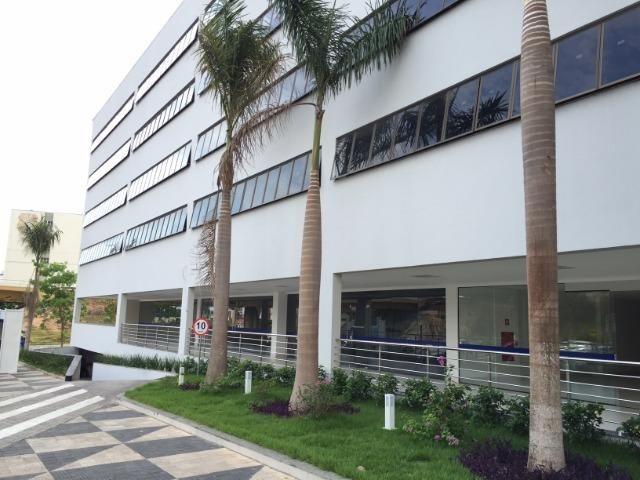 Sala Comercial Sb Tower com divisórias e Split - Foto 11