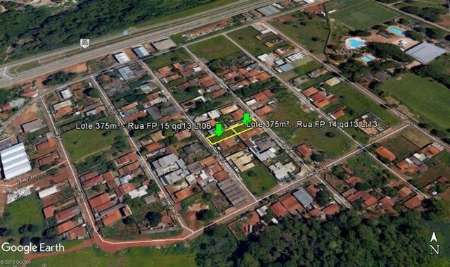 01 lote no Recreio dos Funcionários Públicos, 375m² de área cada um - Foto 8