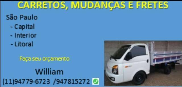 f6032c81218b Carretos e Fretes - Serviços - Jardim Peri, São Paulo 598336180 | OLX