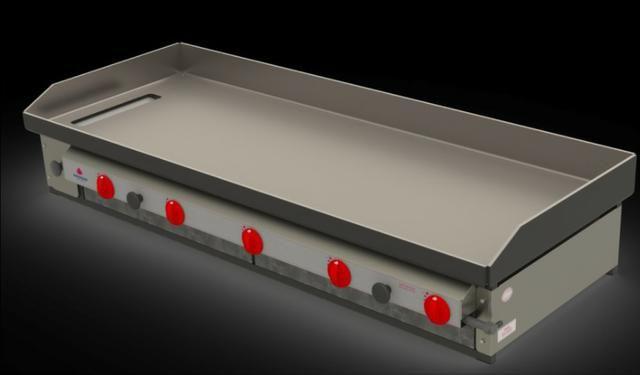 Chapa Industrial a Gas PR1600G
