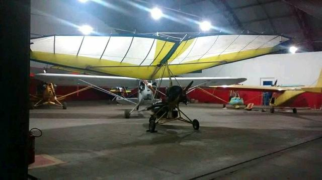 9ecd41f291e7 Trike asa delta motorizado asa stratus 170 pés 29 talas - Barcos e ...