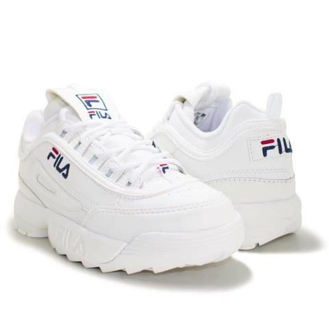 b7650b60a6f Ténis Fila Masculino 159 - Roupas e calçados - Parque Ind