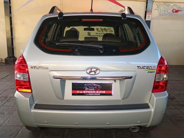 Hyundai tucson gls 2.0 flex automática completa som multimídia 2013 - Foto 5