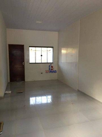 Casa com 2 dormitórios à venda, por R$ 150.000 - São Bernardo - Ji-Paraná/RO - Foto 3