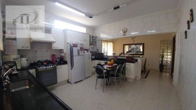 Casa com 3 dormitórios à venda, 272 m² por R$ 1.200.000,00 - Condomínio Ana Helena - Jagua - Foto 11