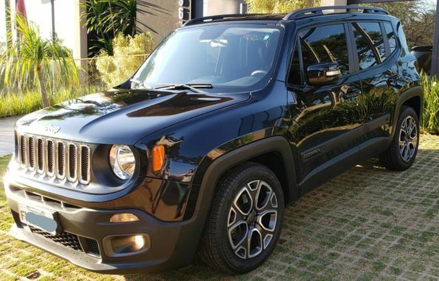 Jeep Renegade Longitude 1 8 4x2 Flex 16v Aut 2016 756857672 Olx