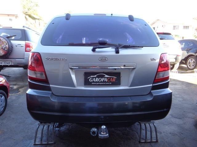 Kia - Sorento 2.5 EX CR3 Diesel 4x4 Top - 2005 - Foto 5