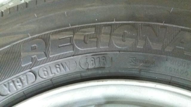 Vendo quatro pneus novos com rodas do acello - Foto 2