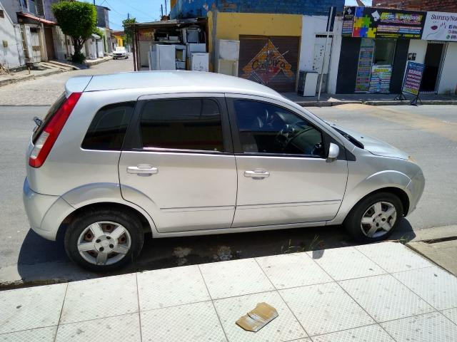 Fiesta Hatch 1.0 2008 Completo ! Conservado é ele! 9  * ZAP - Foto 4