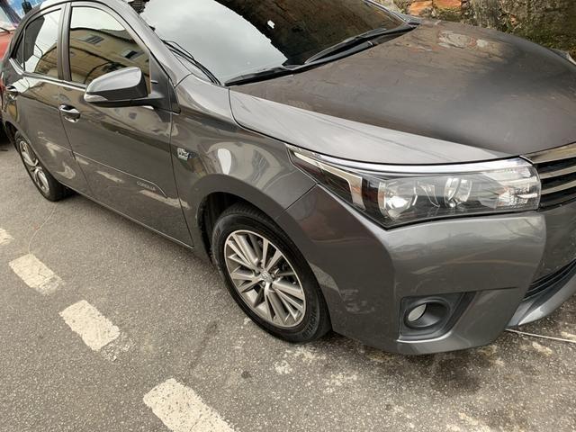 Toyota Corolla 2015 XEI Com GNV Geração 5 - Foto 6