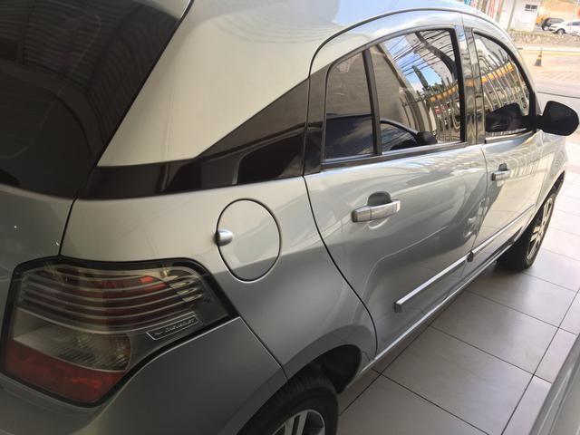 GM - ÁGILE LTZ 1.4 ano 2013, pneus novos, REVISADO, ÚNICA DONA - Foto 11